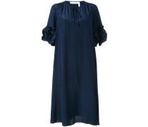 - Kleid mit gerüschten Ärmeln - women - Viskose