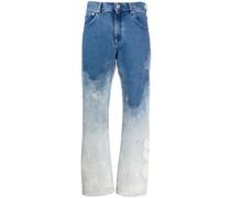 Klassische Baggy-Jeans