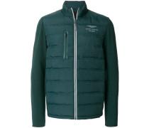 Aston Martin logo padded jacket