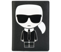 Ikonik passport holder