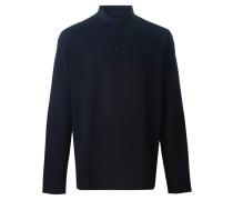 Pullover mit klassischem Kragen - men