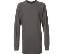 Lang geschnittenes Sweatshirt