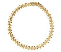 18kt Gelbgoldarmband