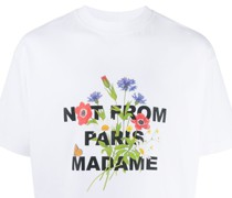 'Not From Paris Madame' T-Shirt