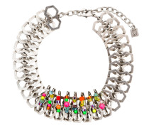 'Kamali' Choker mit Perlen