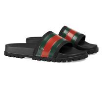 Web slide sandal