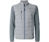 padded front jacket