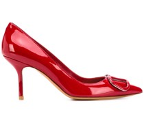 VLOGO pointed-toe pumps