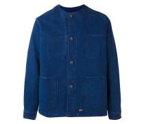 Hemdjacke mit Taschen - men - Baumwolle - L
