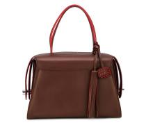 Handtasche mit Schnappverschluss
