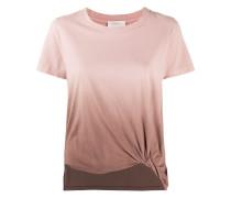 T-Shirt mit Farbverlauf-Optik