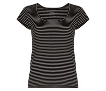 Gestreiftes 'Le Scoop' T-Shirt