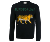 'Blind for Love' Pullover