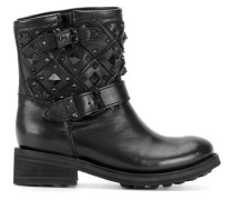 Destroyer ankle boots