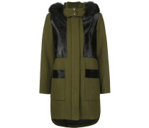 'Aster' Parka - women - Polyester/Wolle - 6