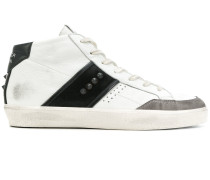 High-Top-Sneakers mit lockerer Passform
