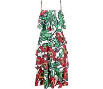 'Tosca' Kleid mit Rüschen