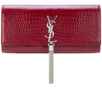 Classic Kate tassel clutch