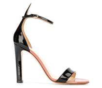 Sandalen mit Knöchelriemen, 105mm