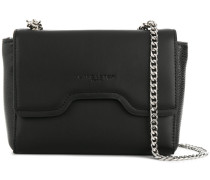 foldover chain shoulder bag