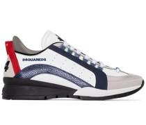 '551' Sneakers mit Einsatz