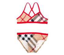 House Check bikini