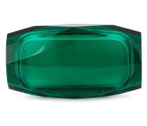 Princess perspex jewel clutch