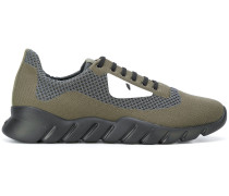 Bugs appliqué sneakers
