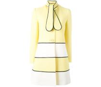 - Mittellanger Mantel mit Schnürung - women