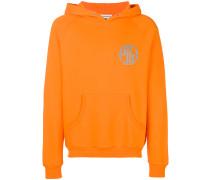 X Adidas printed hoodie