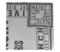Schal mit Logo-Print - women