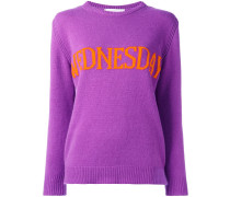 'Wednesday' Pullover