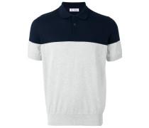 Poloshirt in Colour-Block-Optik - men