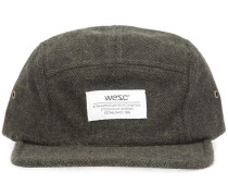 'Tweed 5 Panel' Baseballkappe