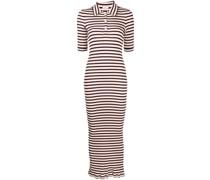 Hemdkleid mit Streifen