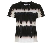 x Beastie Boys T-Shirt mit Batikmuster