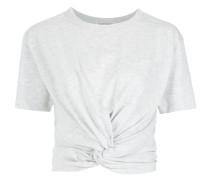 knot detail t-shirt - Unavailable