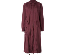 Drapierter Trenchcoat - women