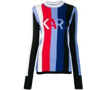 Pullover mit Karl-Logo