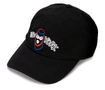 """Baseballkappe mit """"New York""""-Schriftzug"""