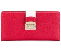Portemonnaie mit Magnetverschluss