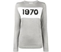 """Pullover mit """"1970""""-Motiv"""
