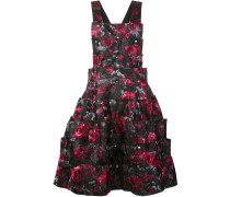 - Latzhose mit floralem Print - women