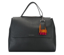 Handtasche mit Quaste