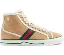 'Tennis 1977' High-Top-Sneakers