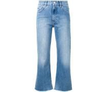 'Close' Cropped-Jeans - women - Baumwolle - 28