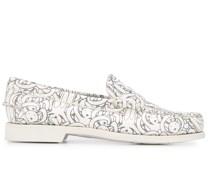 Loafer mit Print