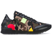 Sneakers mit Camouflage-Print - men