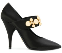 embellished strap Mary Jane pumps - Unavailable