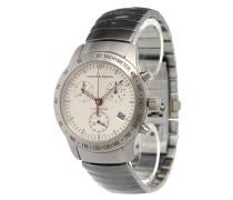 'Eterna Chronograph' analog watch